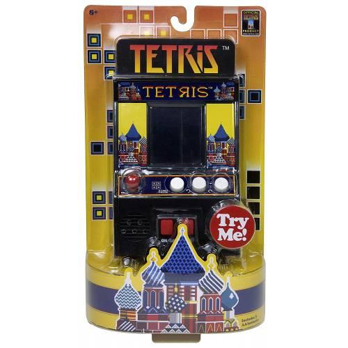 Tetris Mini Electronic Arcade Game