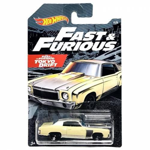 Hot Wheels Fast & Furious - '70 Monte Carlo