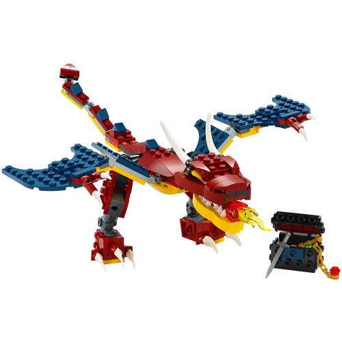 Lego 31102 Creator Fire Dragon
