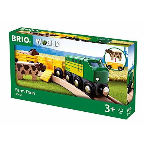 Brio 33404 Farm Train