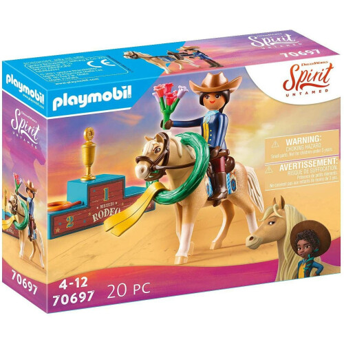 Playmobil Spirit Untamed 70697 Rodeo Pru