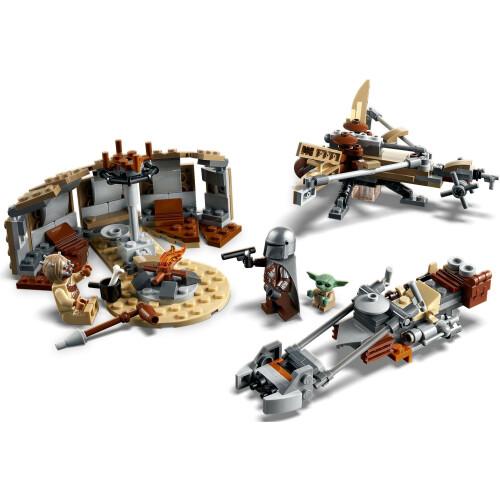 Lego 75299 Star Wars Trouble on Tatooine