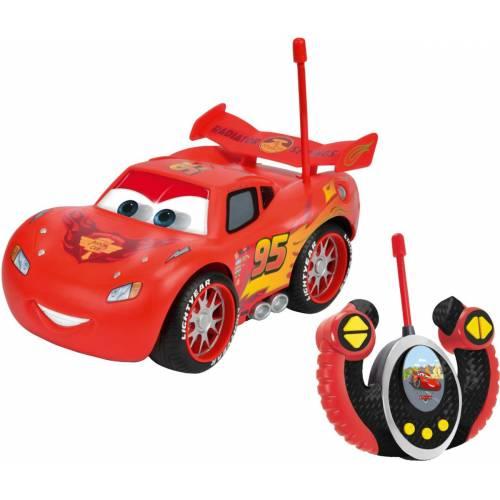 Disney Cars RC Junior Lightning McQueen