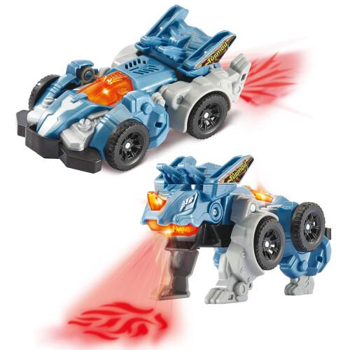 Vtech Switch & Go Dinos Turmoil the Triceratops