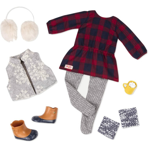 Our Generation Deluxe Outfit Cocoa Cozy