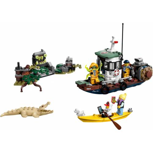 Lego 70419 Hidden Side Wrecked Shrimp Boat