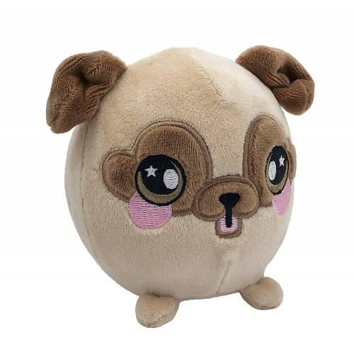 Squeezamals Series 2 Medium Plush - Bryce the Pug