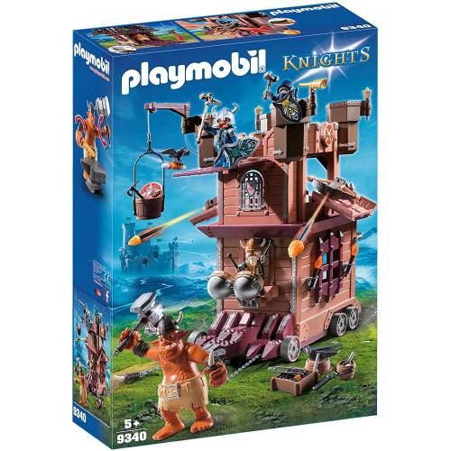 Playmobil 9340 Knights Mobile Dwarf Fortress