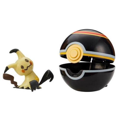 Pokemon Clip 'N' Go -  Mimikyu