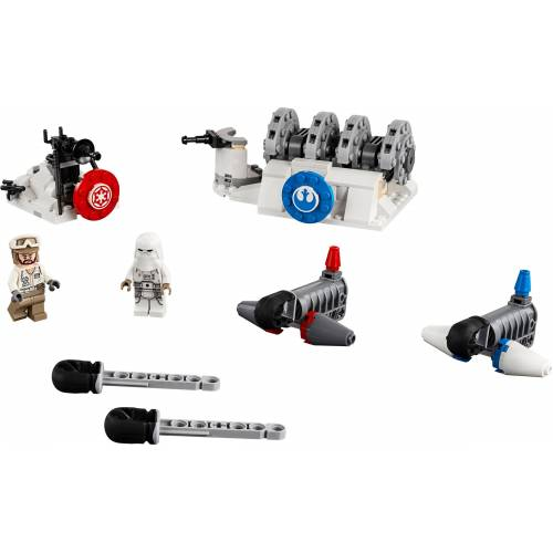 Lego 75239 Star Wars Action Battle Hoth Generator Attack