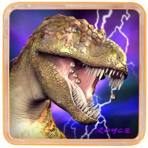 Magna balls - Dinosaur