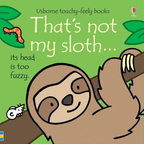Usborne Books - That's Not My Sloth...