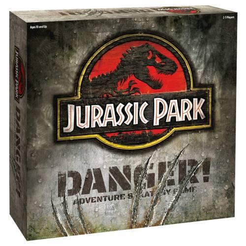 Jurassic Park Danger! Adventure Strategy Game