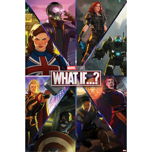Maxi Posters - What If? (Shattered Realities)