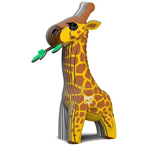 Eugy - 3D Model Craft Kit - Giraffe