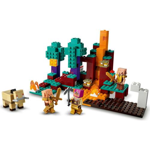 Lego 21168 Minecraft The Warped Forest