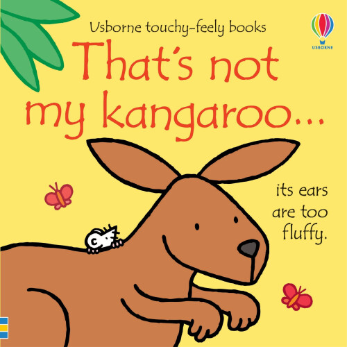 Usborne Books - That's Not My Kangaroo...