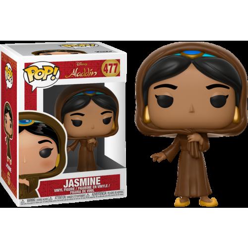 Funko Pop Vinyl - Disney Aladdin - Jasmine 477