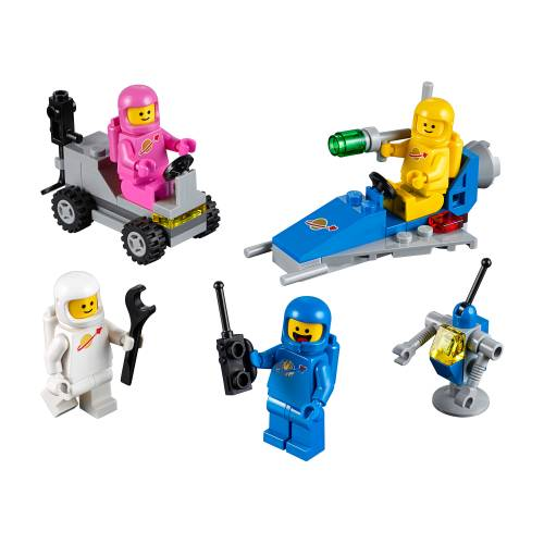 Lego 70841 Lego Movie 2 Benny's Space Squad
