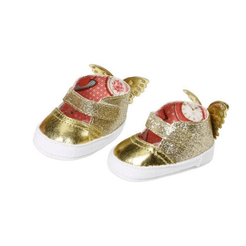 Baby Annabell Clothing - Butterfly Shoes