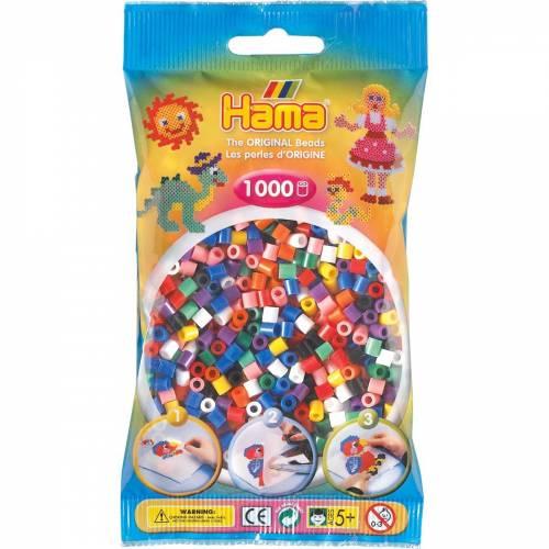 Hama Beads 207-00 Solid Mix