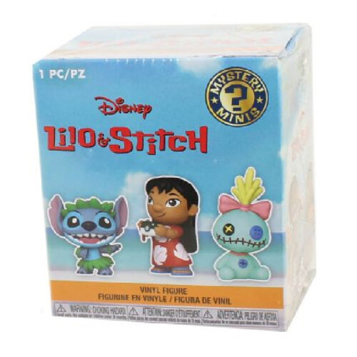 Funko Mystery Minis Blind Box Disney Lilo & Stitch