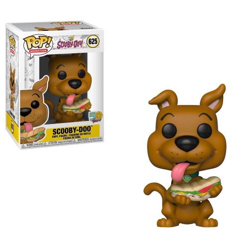 Funko Pop Vinyl Scooby-Doo 625