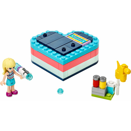 Lego 41386 Friends Summer Heart Box - Stephanie