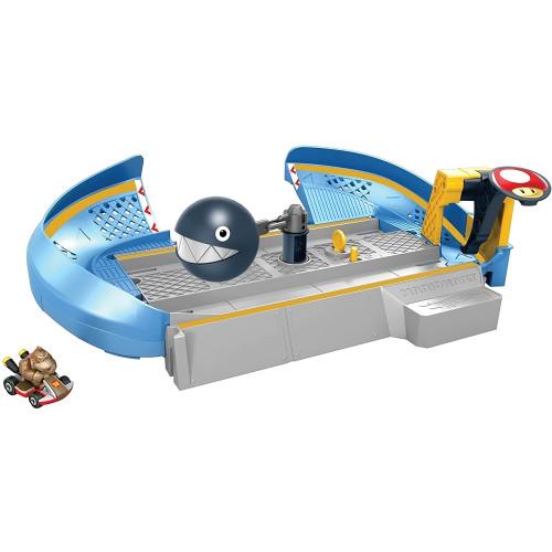 Hot Wheels Mario Kart - Chain Chomp Track Set