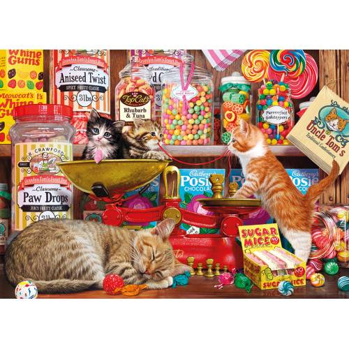 Gibsons Paw Drops & Sugar Mice 1000pc