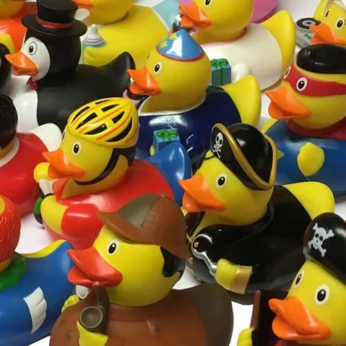 Lilalu Rubber Ducks