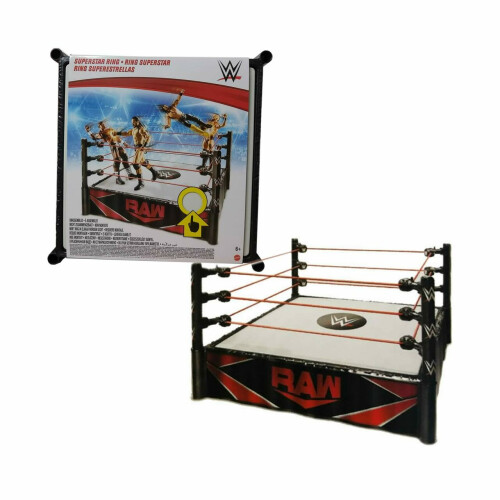 WWE Superstar Ring - Raw