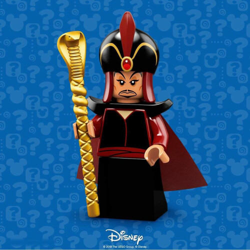 Lego Disney Minifigure Series 2 Jafar