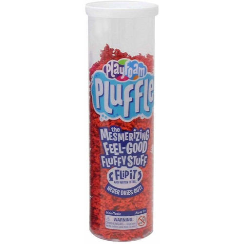 Playfoam Pluffle - Red