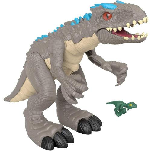 Imaginext Jurassic World Thrashing Indominous Rex