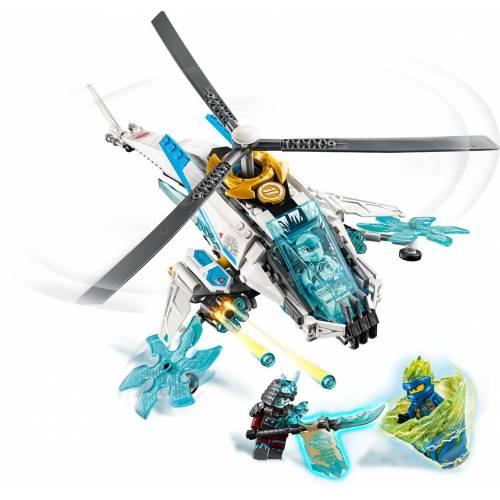 Lego 70673 Ninjago ShuriCopter