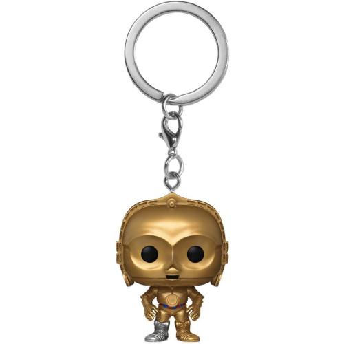 Funko Pocket Pop Keychain - Star Wars - C-3PO