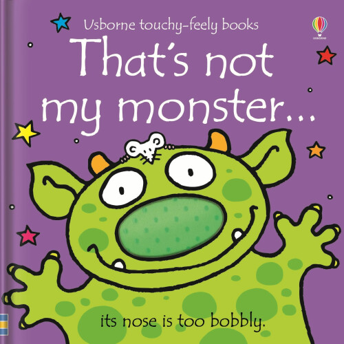 Usborne Books - That's Not My Monster...