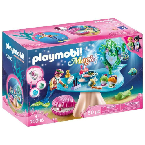 Playmobil 70096 Magic Beauty Salon with Jewel Case