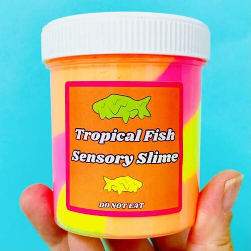 Sensory Slime - Tropical Fish