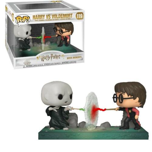 Funko Pop Vinyl - Harry Potter - Harry VS Voldemort 119