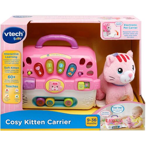 Vtech Cosy Kitten Carrier