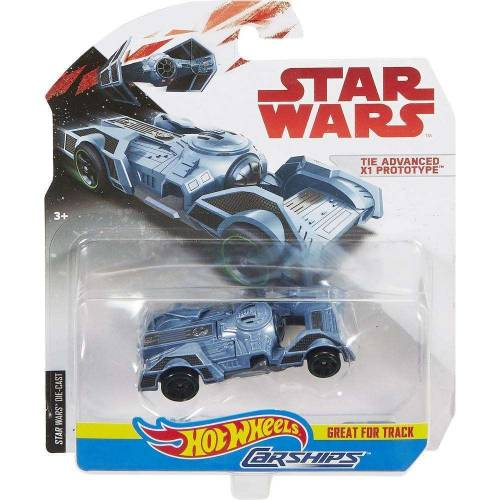 Hot Wheels Star Wars Tie Advanced X1 Prototype