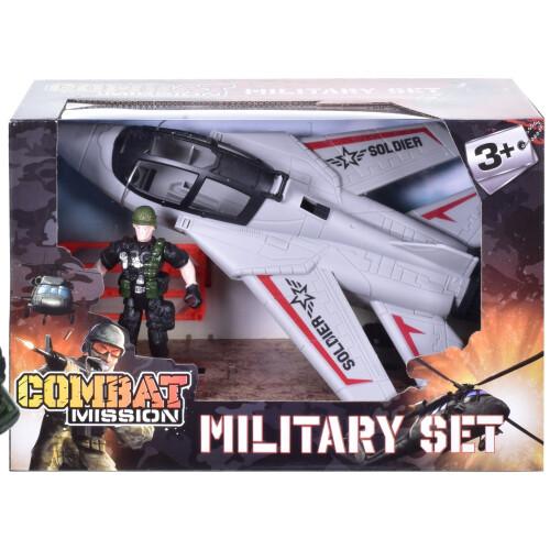Combat Mission Military Set - Plane