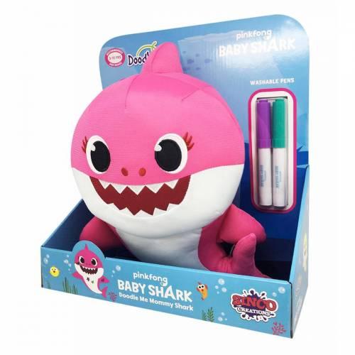 Baby Shark Doodle Me - Mummy Shark