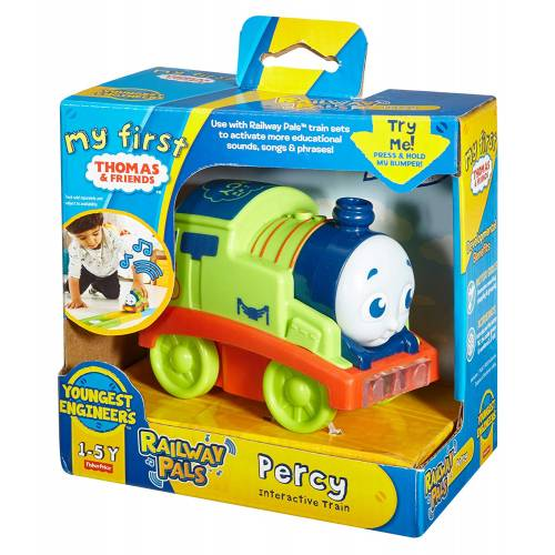 My First Thomas & Friends Railway Pals - Percy