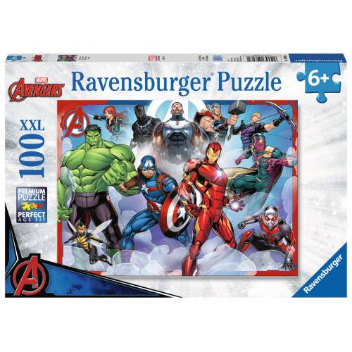 Ravensburger 100 XXL Piece Puzzle Marvel Avengers