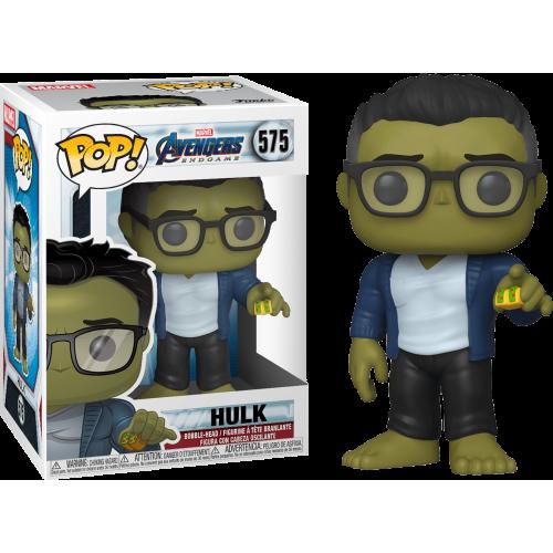 Funko Pop Vinyl - Avengers Endgame - Hulk 575