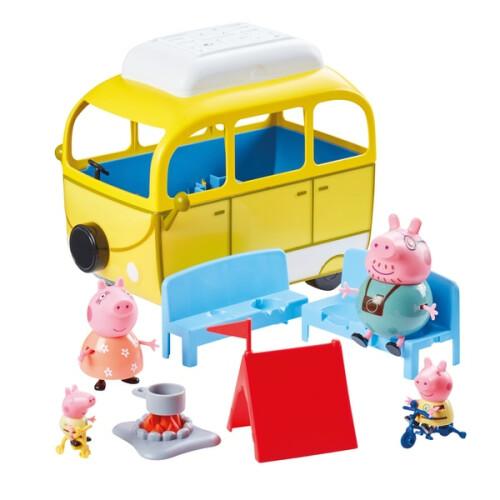 Peppa Pig Peppa's Camping Trip