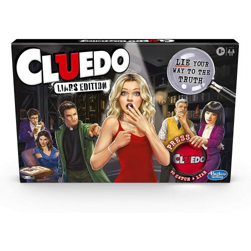 Cluedo Liars Edition